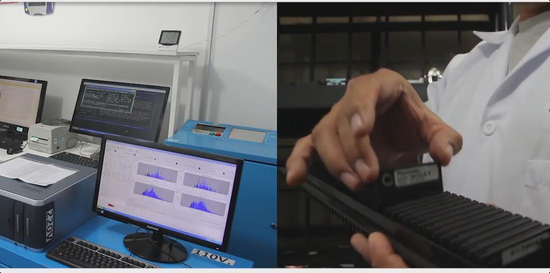 El laboratorio de dosimetría de ALEPH GROUP SAC  obtiene la acreditación ISO 17025